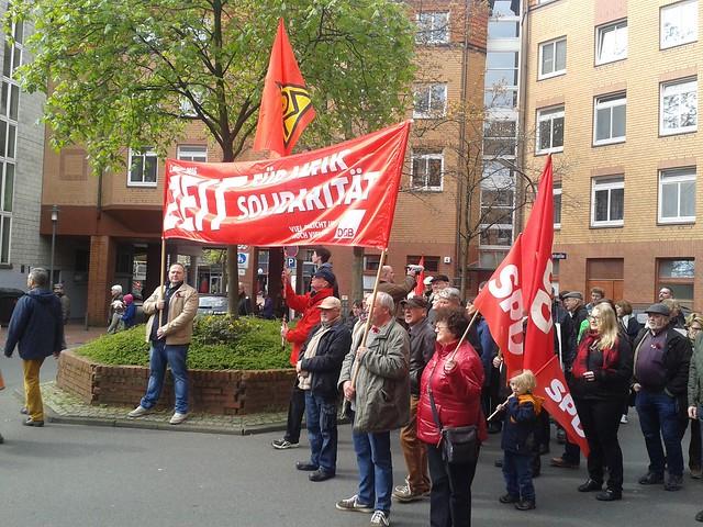 1. Mai 2016 in Harburg
