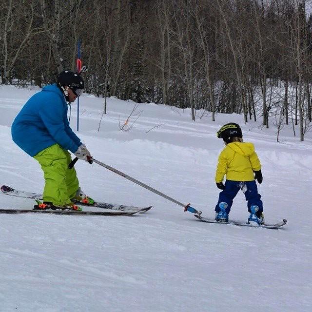 Learn to ski