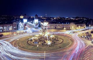 Plaça d'Espanya - Barcelona