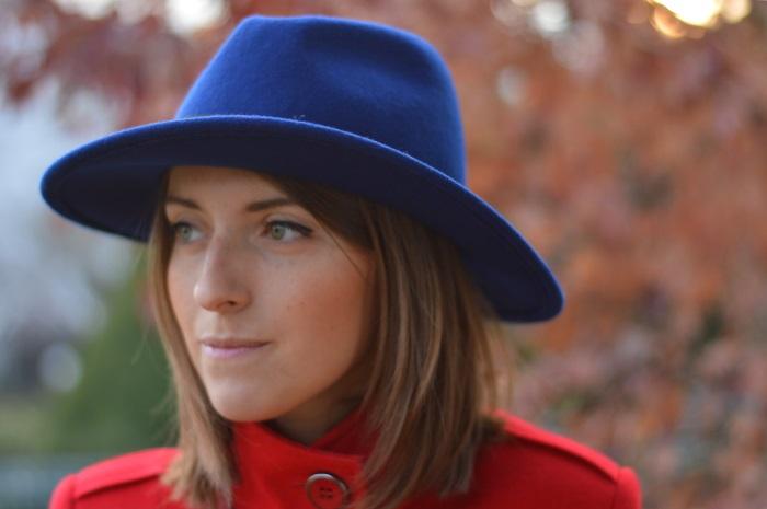 seventies, cappotto rosso, anni 70, HM, wildflower girl (9)
