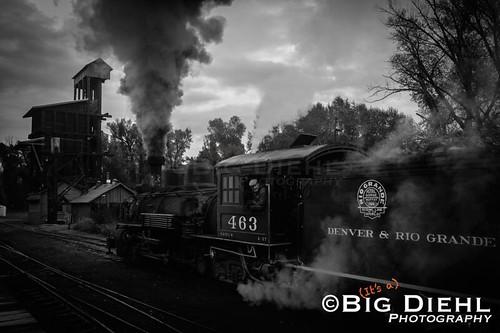 railroad newmexico colorado retro recreation chama cts steampunk cumbres cumbrestoltec
