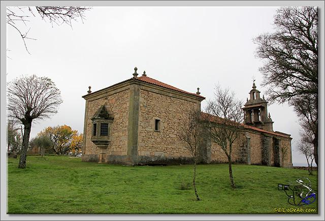 9 Mirador de las Barrancas y Ermita del Castillo en Sayago