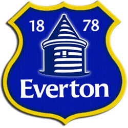 photo old Everton badge