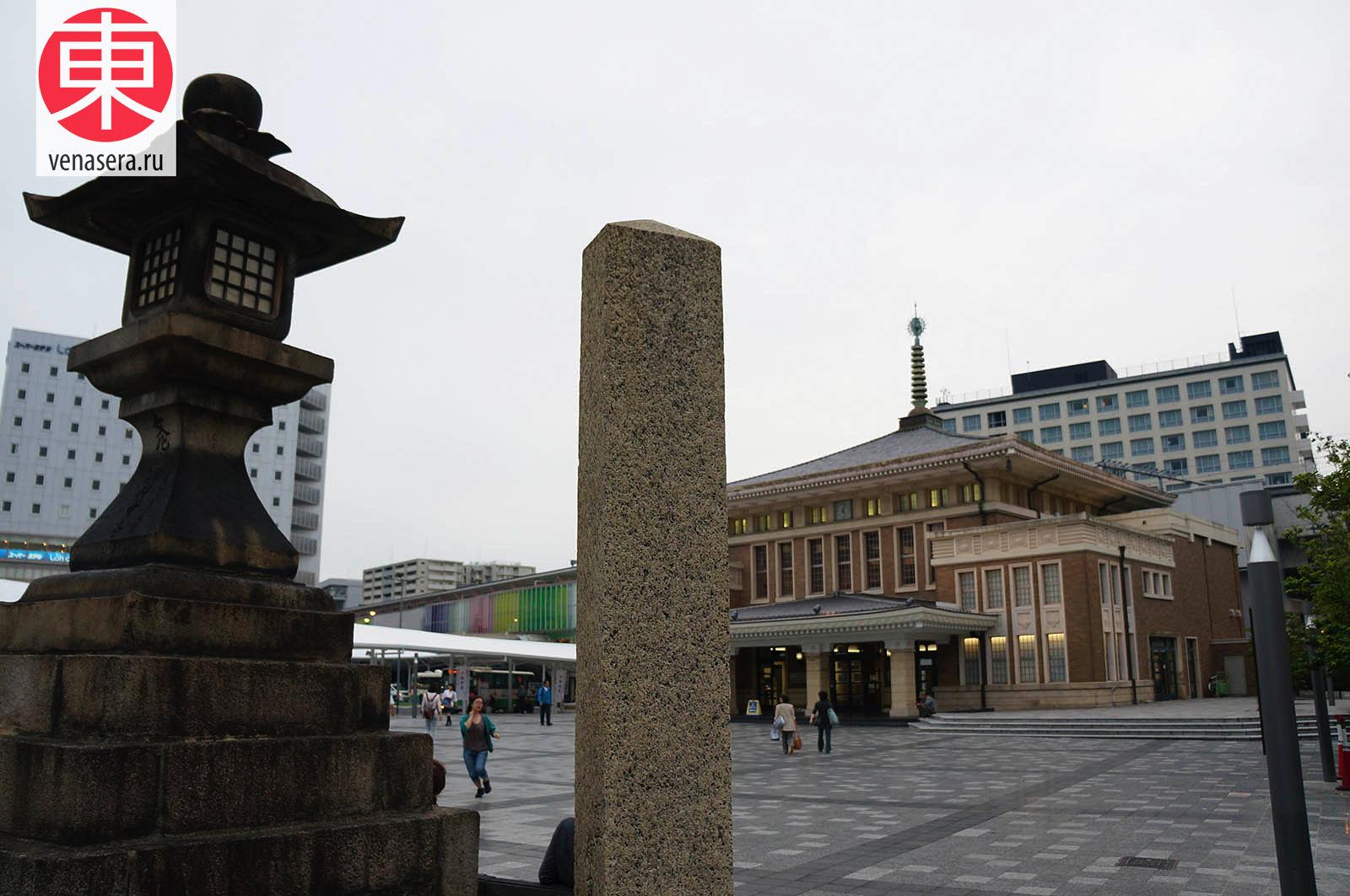 Поездка в Нара, Станция Нара, Станция JR Nara, Нара, Nara, 奈良, Япония, Japan, 日本.