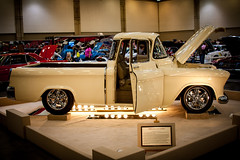 World of Wheels Custom Car Show - 1/9/16