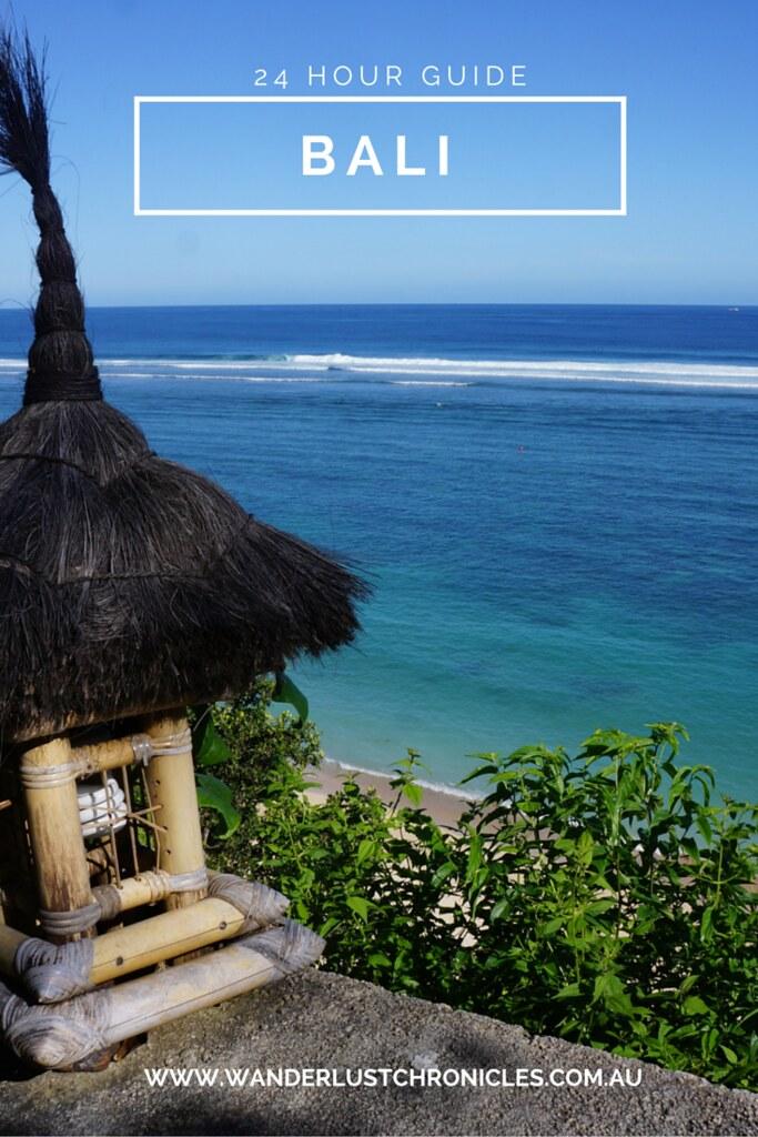 Bali Pinterest Cover