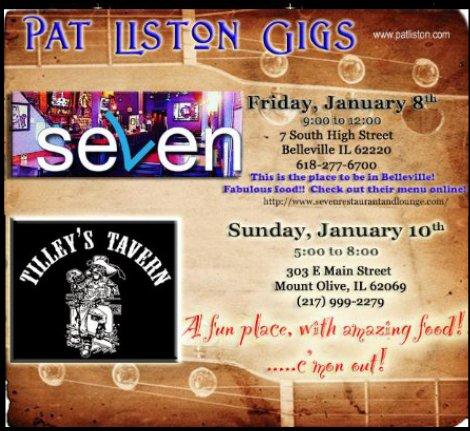 Pat Liston 1-8, 1-10-16