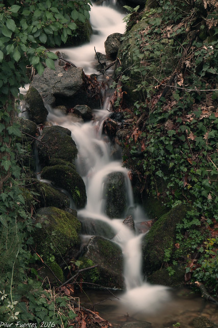 Cascada del Caozo