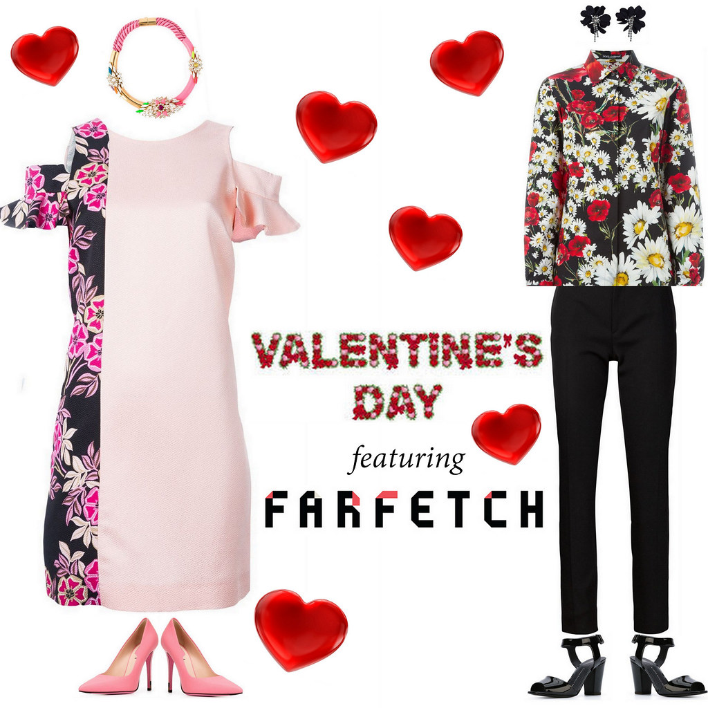Valentine's Style Featuring Farfetch