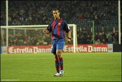 Ronaldinho for FC Barcelona