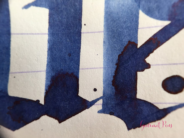 Ink Shot Review Pilot Blue-Black @JetPens  (7)