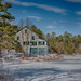 Cranberry Packing House in Winter by scottnj