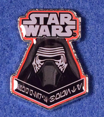 Star Wars Kylo Ren pin (Smuggler's Bounty exclusive)