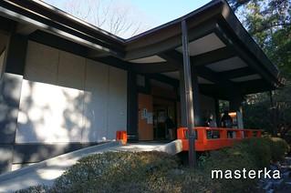 武田神社宝物館