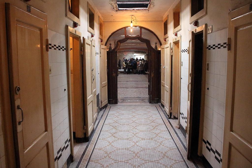 Corridoi delle toilette
