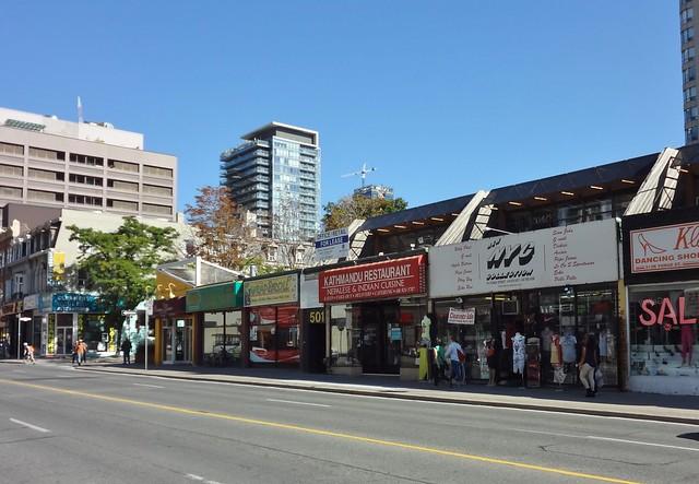501 Yonge St., Toronto - 2014