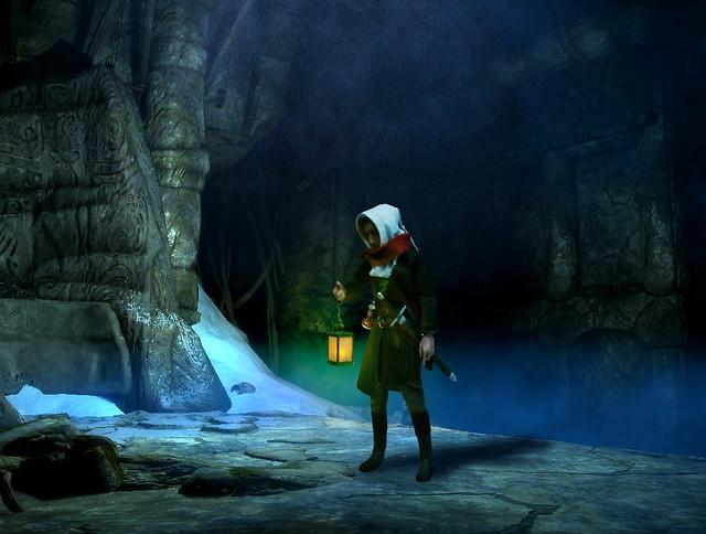 lantern cave
