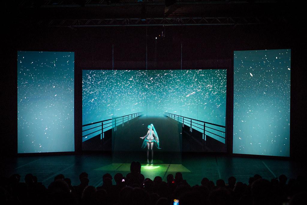 Hatsune Miku-HKW CTM 2016 Festival-©-CTM Camille Blake-5