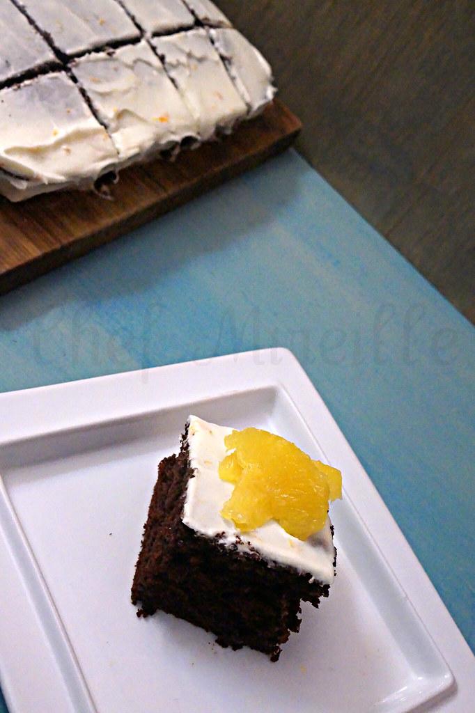 Chocolate Orange Cake -edit