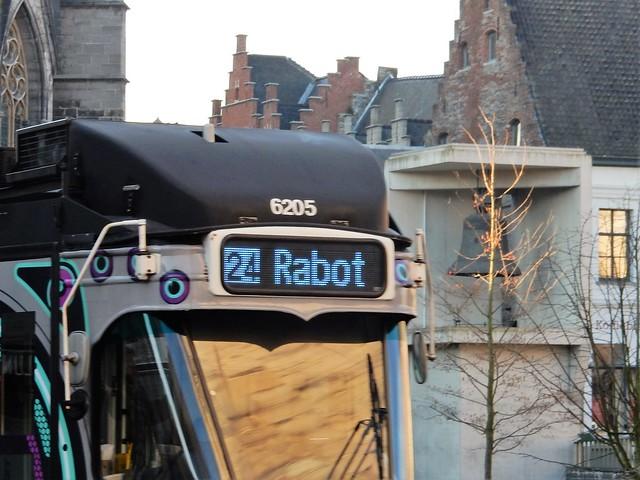 tram 24 Rabot
