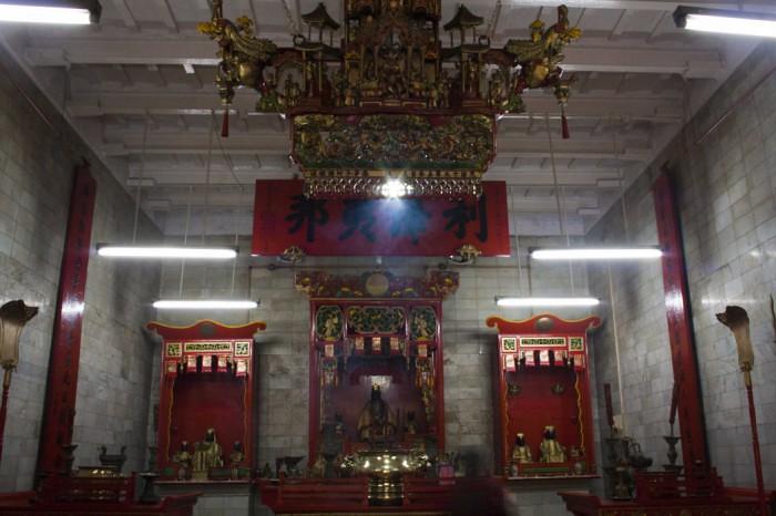 Nam Soon Chinese Church in Tiretta Bazar, Kolkata, India