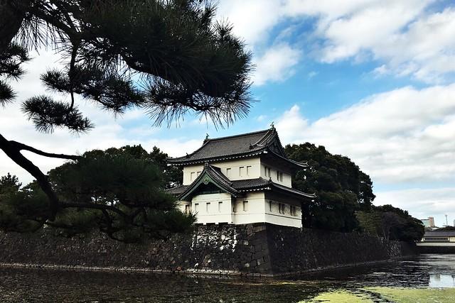 Tokyo Imperial Palace Garden