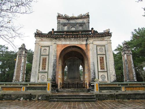 Le Tombeau de Tu Duc: le Pavillon de la Modestie