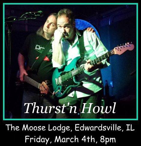 Thirst'n Howl 3-4-16