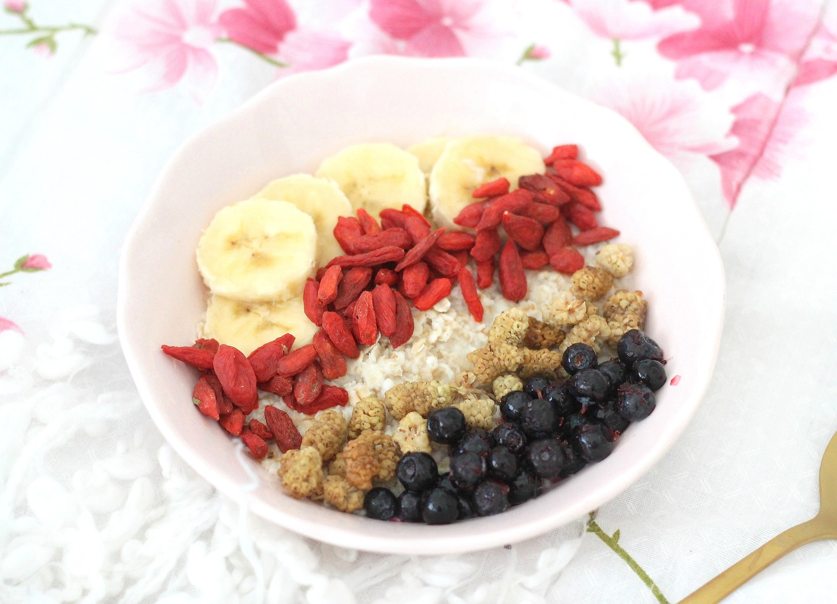 healthy porridge