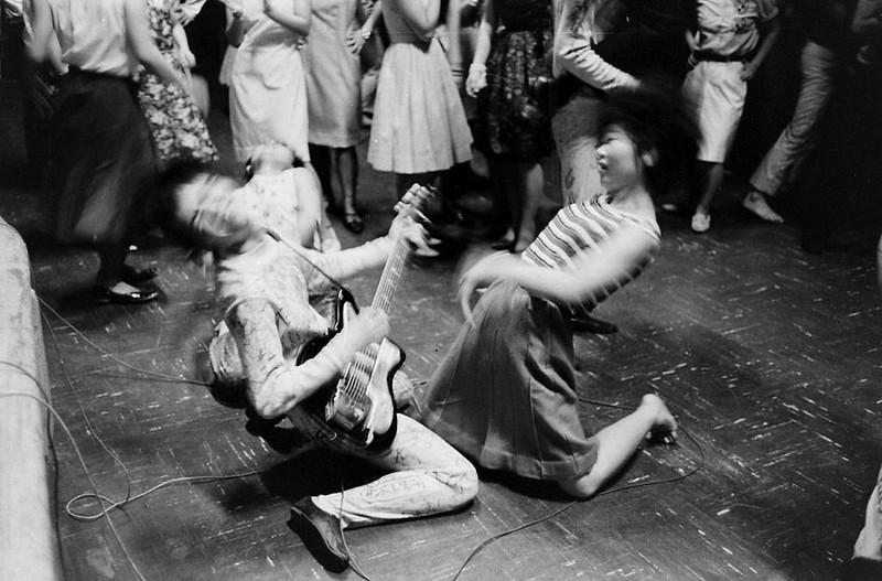 1964年,日本青年叛逆的一代13