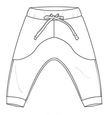 ice cream pants
