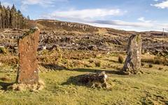 Kilmore Standing Stones, Isle of Mull