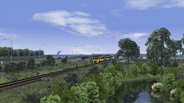 TS2016, Sneek Wadloper Train Simulator