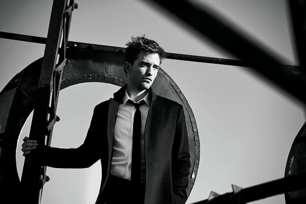 Роберт Паттинсон — Фотосессия для «Dior Homme» 2016 – 10