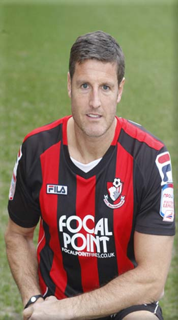 picture of Steve Fletcher - Bournemouth
