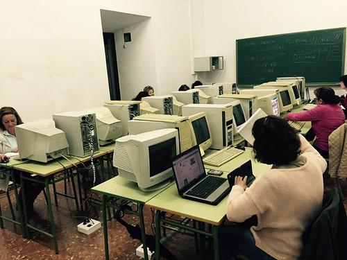 Innovadorastic. Curso de iniciación a Internet. Oliva de la Frontera (Badajoz)