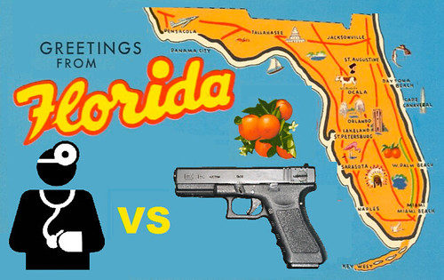 Florida: Docs vs Glocks