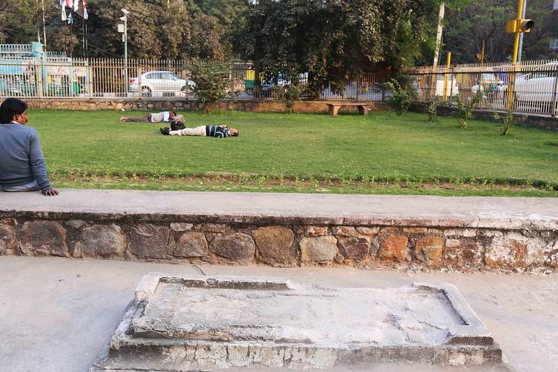 City Monument - Chhoti Gumti, Green Park
