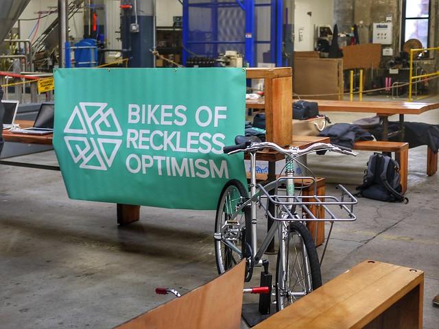 Bikes of Reckless Optimism