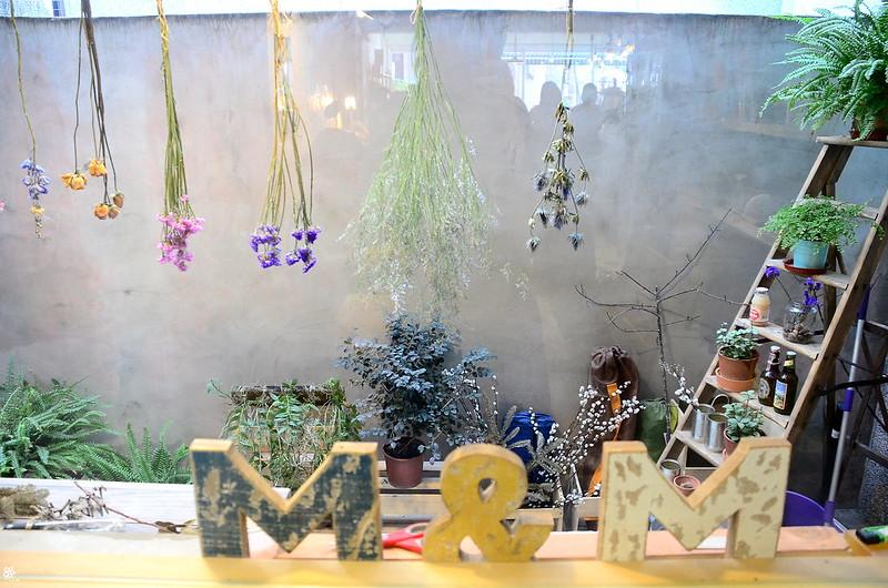 儲房咖啡館菜單台北怎麼去捷運地址營業時間乾燥花 (30)