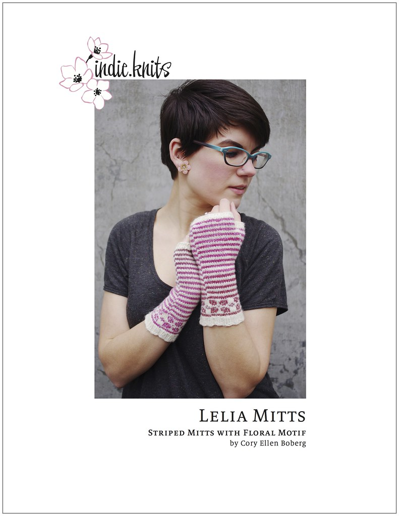 Lelia Mitts (Release Front))