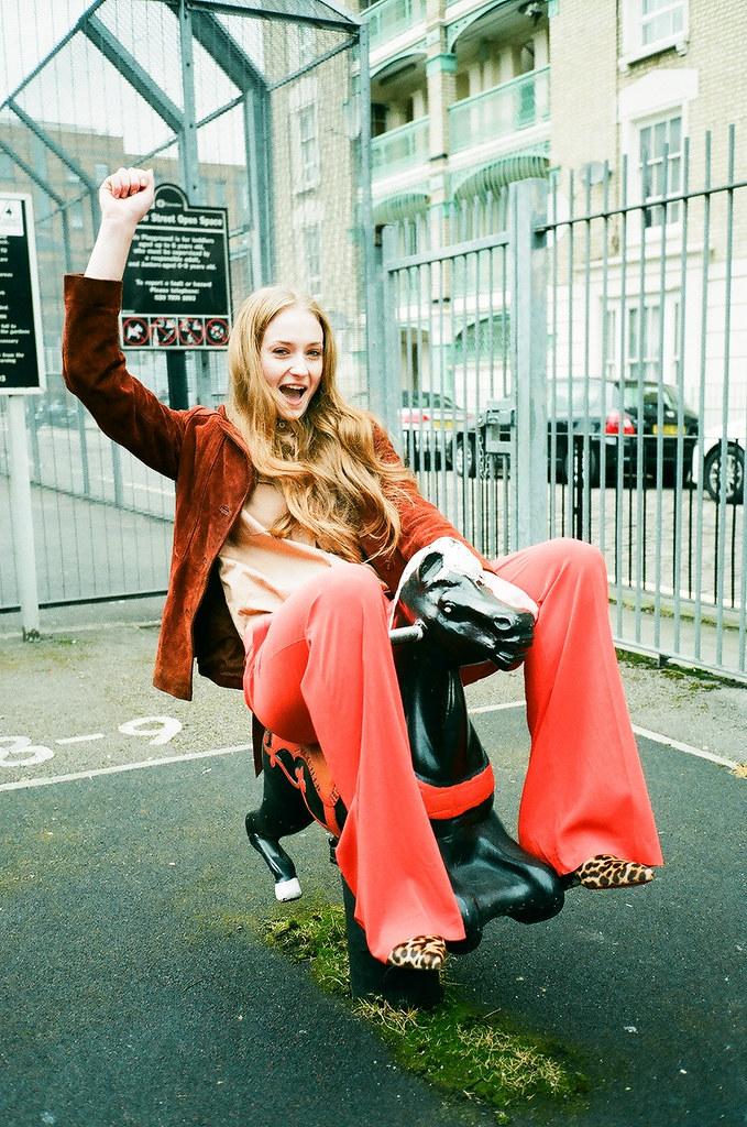 Софи Тёрнер — Фотосессия для «The Untitled» 2015 – 5