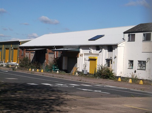 Leamington Goods Shed