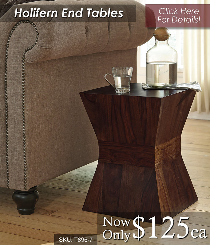Holifern End Table