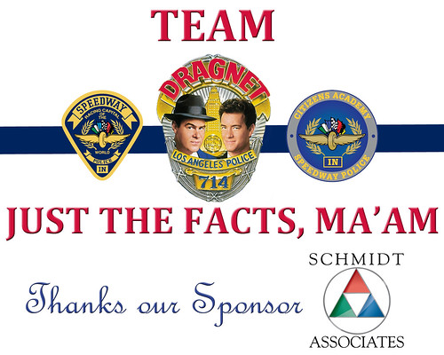 Team Dragnet-Thank You Sponsor-Schmidt