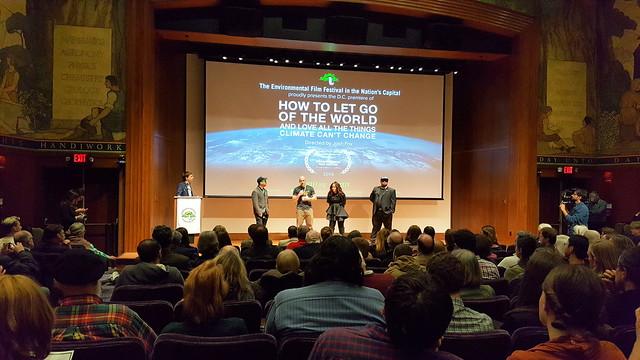 Screening of Josh Fox's new climate change documentary