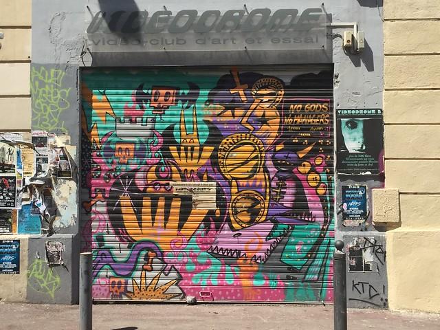 Marseille - Cours Julien