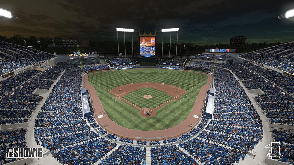 MLB The Show 16 on PS4, PS3