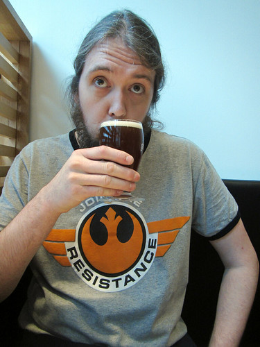 Join the Rebellion, we have beer!