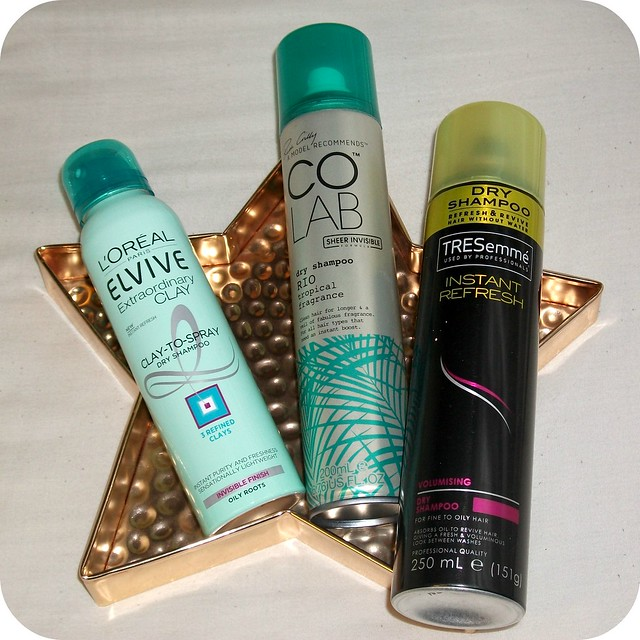 Three dry shampoos that are better than batiste tresemme colab loreal